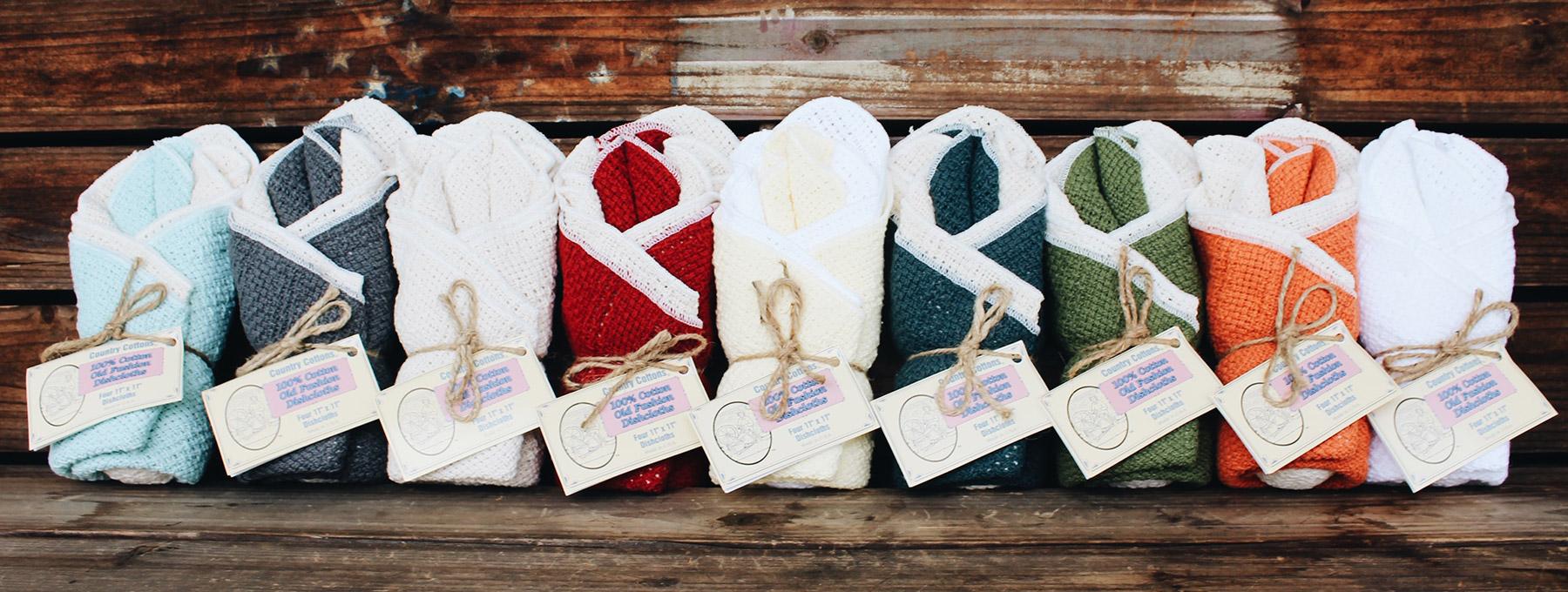 cottondishcloths
