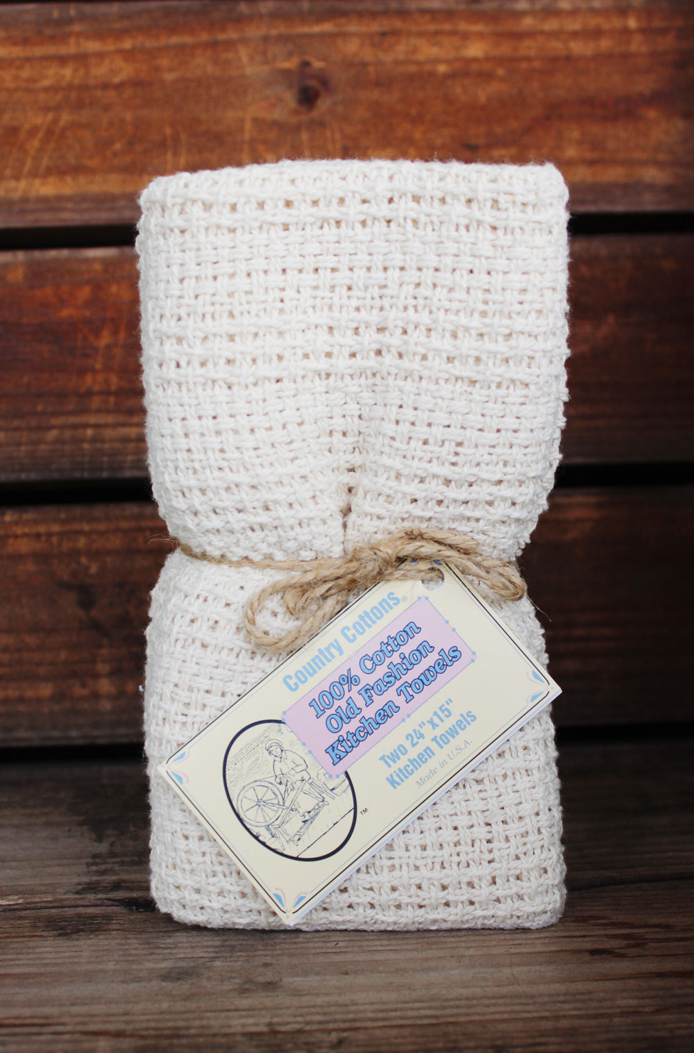 Natural Kitchen Towels