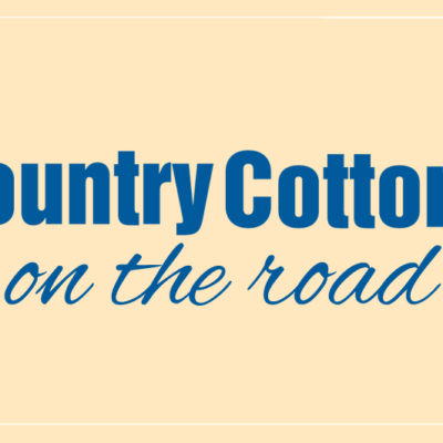 Country Cottons on the road